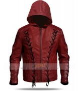 Arrow Red Arsenal jacket