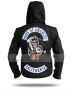 Son Of Anarchy Leather Jacket