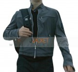 Alex Rider Leather Jacket